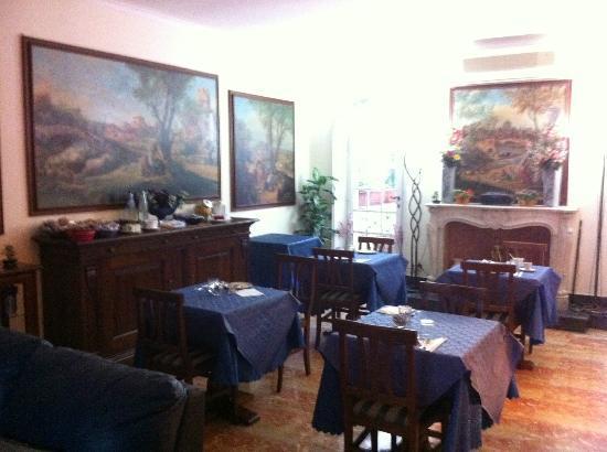 All Comfort Astoria Palace: sala colazione