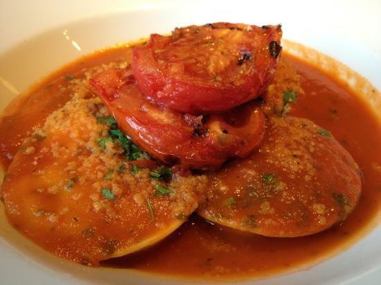 The Old Bull's Head: Prawn & Scallop Pasta