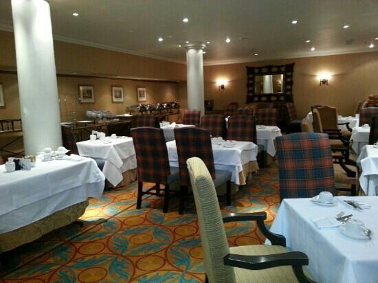 Dalmahoy Hotel & Country Club: Pentland restaurant