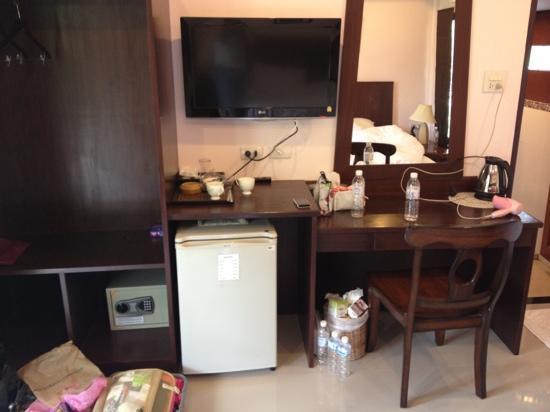 Seabreeze Hotel Kohchang: room