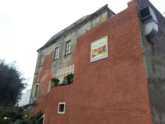 Villa Antica Dimora da Franco Smile: Antica Dimora