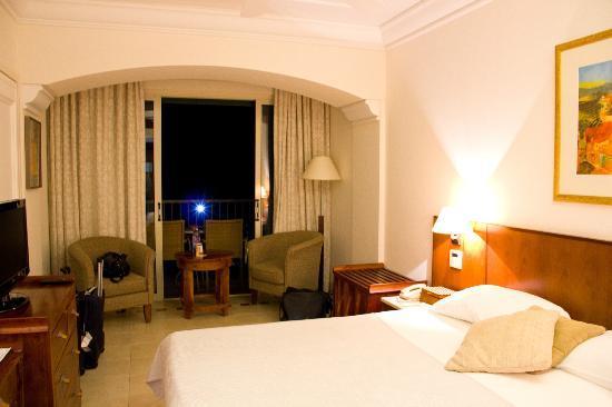 Columbia Beach Resort Pissouri: Standardzimmer mit Meerblick