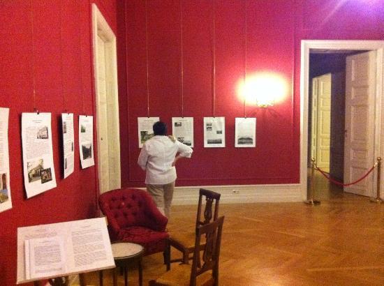 Karolyi - Kastely Hotel & Restaurant: Visite du chateau