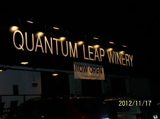 ‪Quantum Leap Winery‬