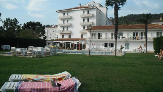 Hotel Marina Tossa: Hotel Tossa de Mar