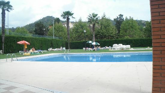 Hotel Marina Tossa: Piscina Hotel Tossa de Mar