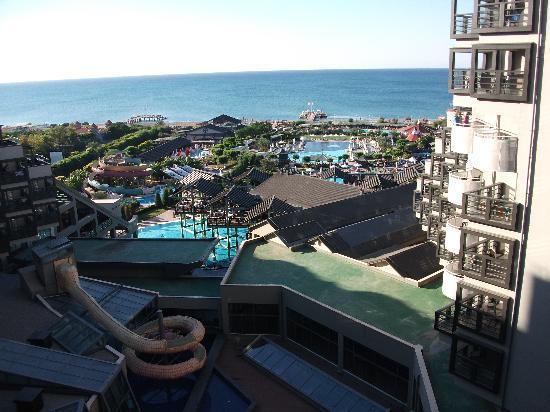 Limak Lara De Luxe Hotel&Resort: vom Zimmer