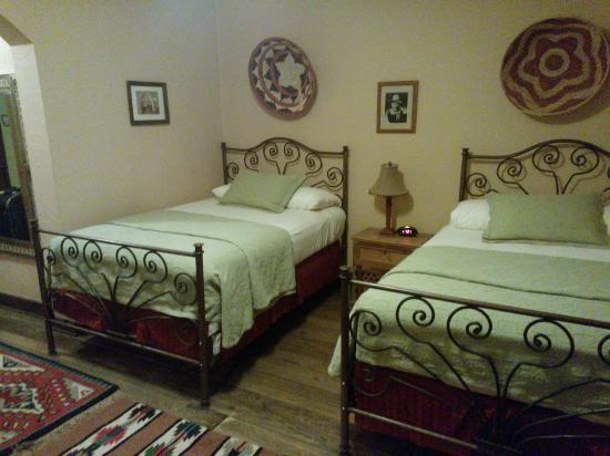 La Posada Hotel: La camera 202