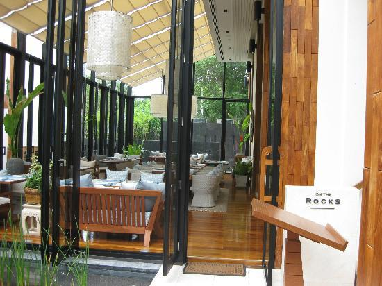 Cape Nidhra Hotel: Frühstücksrestaurant