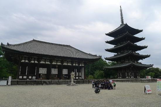 Парк Нара: Kofukuji Temple