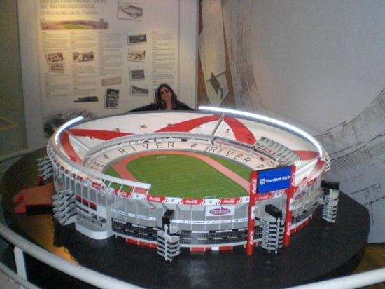 Museo River Plate: Los Millonarios