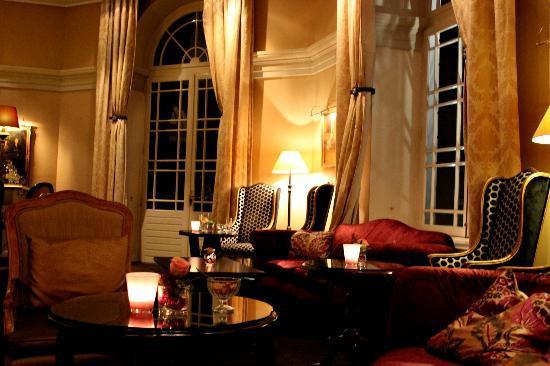 Kasteel Bloemendal: Lounge