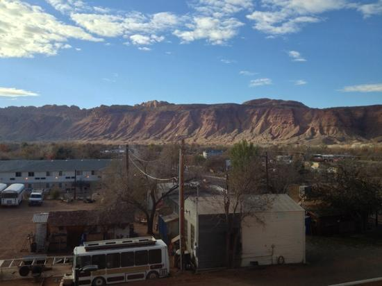 ‪‪Hampton Inn Moab‬: view from one of the rooms