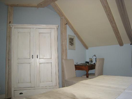 Hotel Nautilus: Chambre