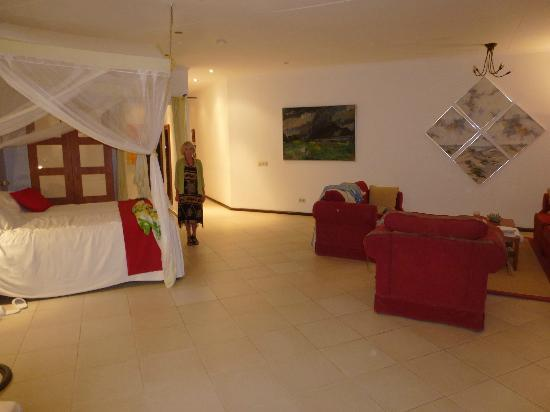 Ngala Lodge: Atlantic Suite