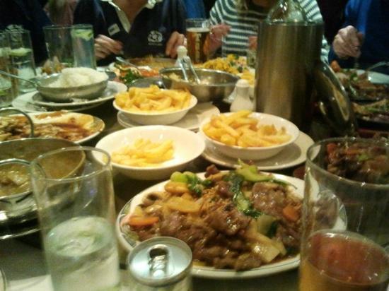 Chinese Restaurant In Cumnock