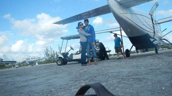Staniel Cay Yacht Club: Watermakers Air