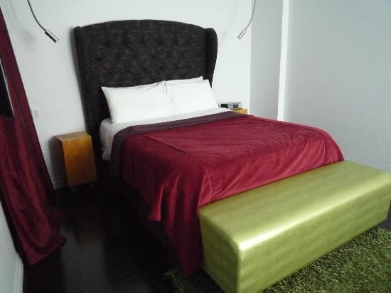 Hotel Chez Swann: chambre