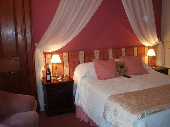 Columba House Hotel: Double room