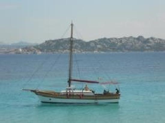 La Maddalena, Itália: Spargi