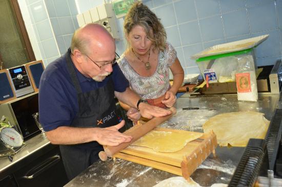 Antico Borgo di Tignano: I'm becomming a pasta expert
