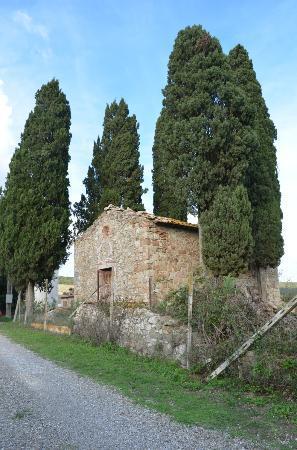 Antico Borgo di Tignano: Borgo property