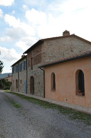 Antico Borgo di Tignano: Part of the borgo