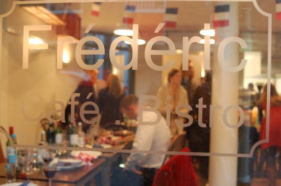 Frederic Cafe Bistro Maidstone