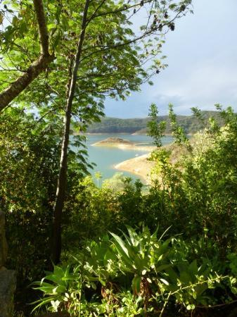 Quinta do Barranco da Estrada: view from the bedroom!