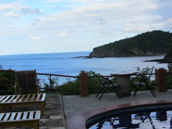 Casa Del Soul : View from the pool deck
