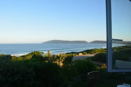 The Robberg Beach Lodge: Panorama dalla Hall