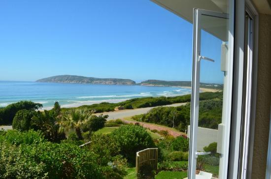 The Robberg Beach Lodge: Panorama dalla colazione