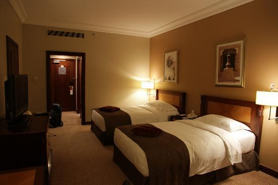 Movenpick Hotel & Apartments Bur Dubai: 部屋
