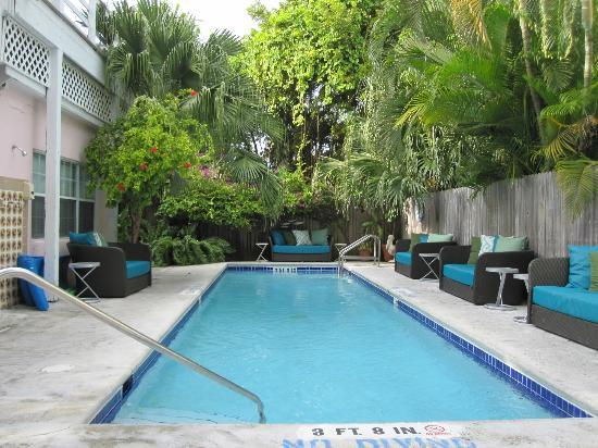 Cypress House Hotel : Key West: Pool