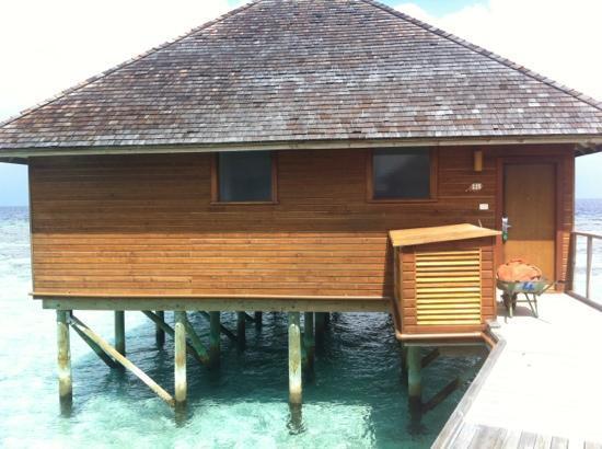 Vakarufalhi Island Resort: la nostra stanza