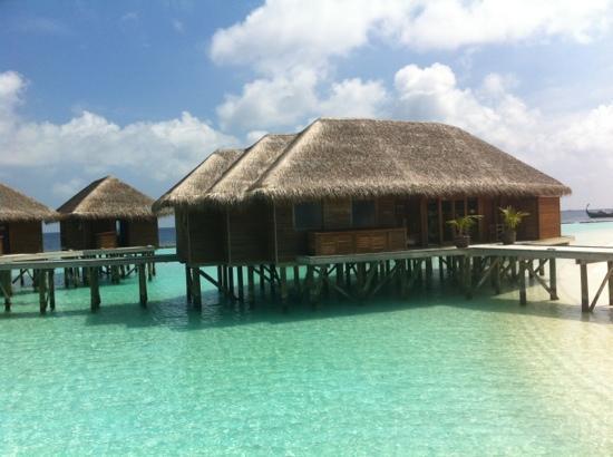 Vakarufalhi Island Resort: la spa