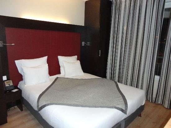 Appart'City Confort Marne la Vallee - Val d'Europe: Bedroom