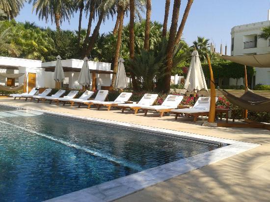Hilton Luxor Resort & Spa: spa de l'hilton à Luxor