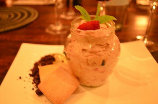 Zinzi : dessert