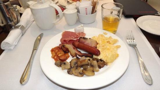 Maximilian Hotel: la colazione