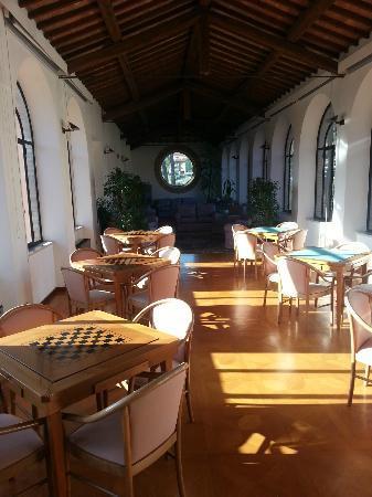 Relais San Clemente: interno hotel