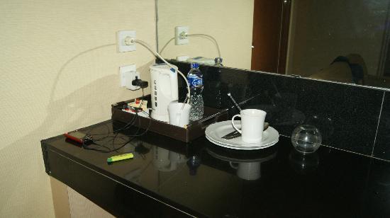 Grand Setiabudi Hotel: complimentary