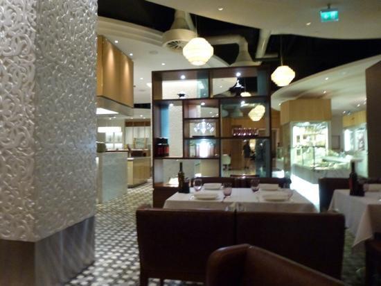 Grand Hyatt Istanbul: restaurant