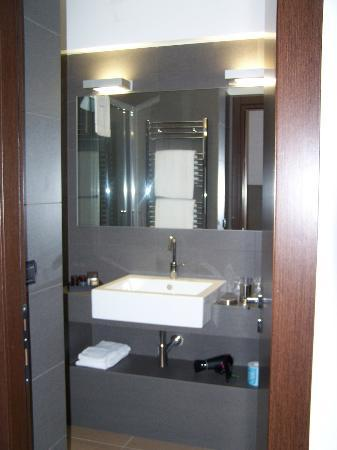 Residence Hotel Parioli: Loved the shower.