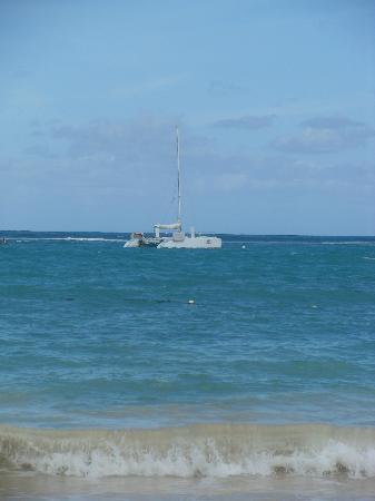 ClubHotel Riu Ocho Rios: catamaran