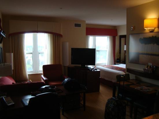 Residence Inn Port St. Lucie: Lounge Area.