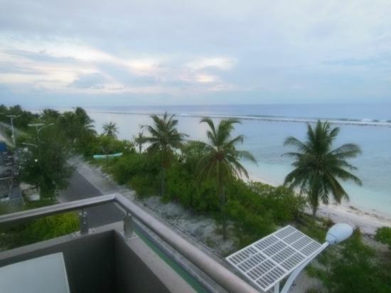 Fern Boquete Inn: vista