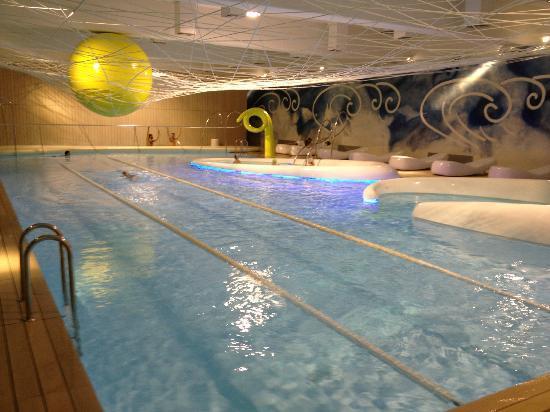 Park Hotel Ai Cappuccini: La piscina del centro benessere