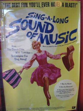 Castro Theatre: The Sound of Music Sing-A-Long