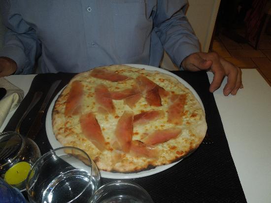Locanda della Braccesca: pizza